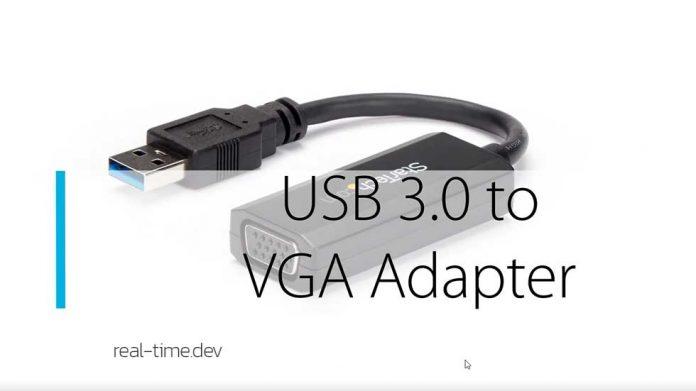 usb 3.0 vga driver windows